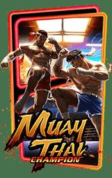PGSLOT Muay Thai Campion