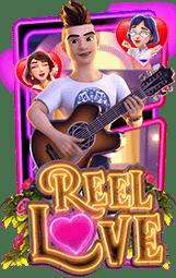 สล็อต PGSLOT Reel Love