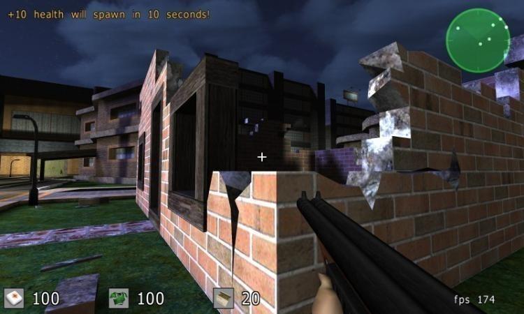 Cube 2:Sauerbraten PC GAME