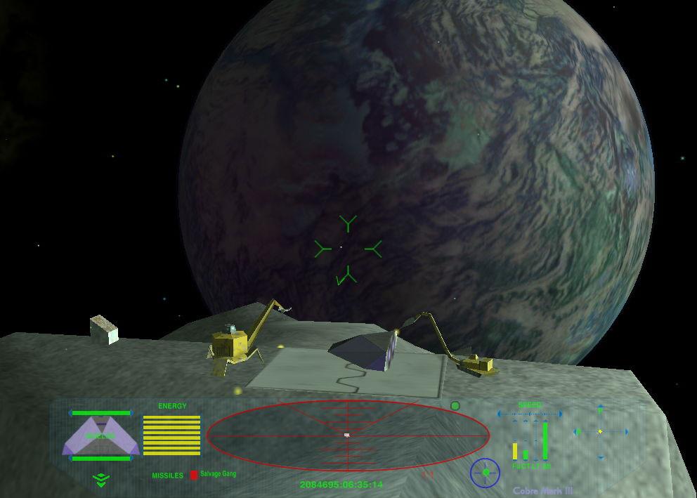 Oolite PC GAME