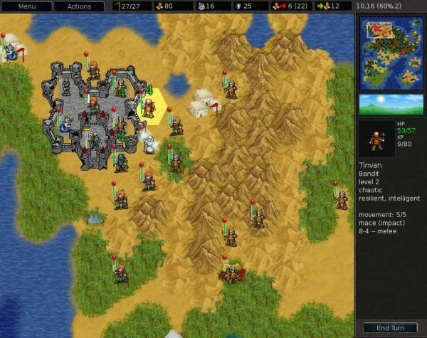 Battle For Wesnoth PC GAME